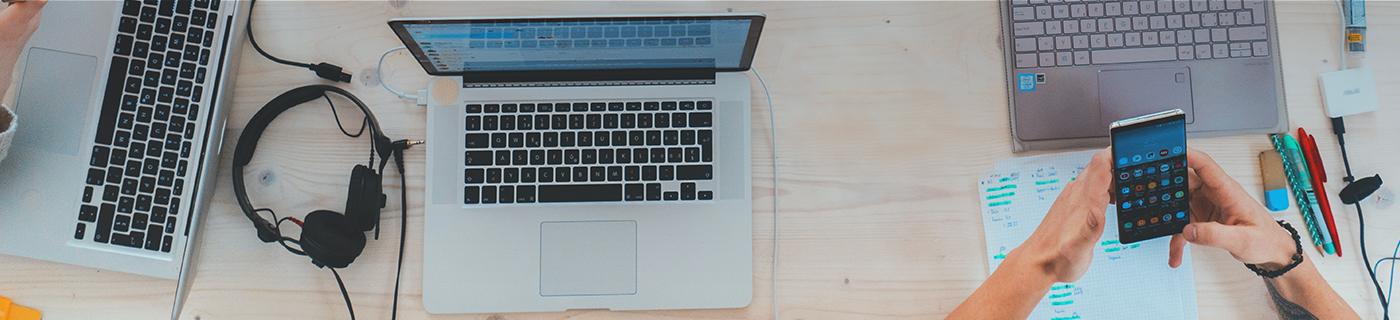 Kreation Schreibtisch bei ZaL