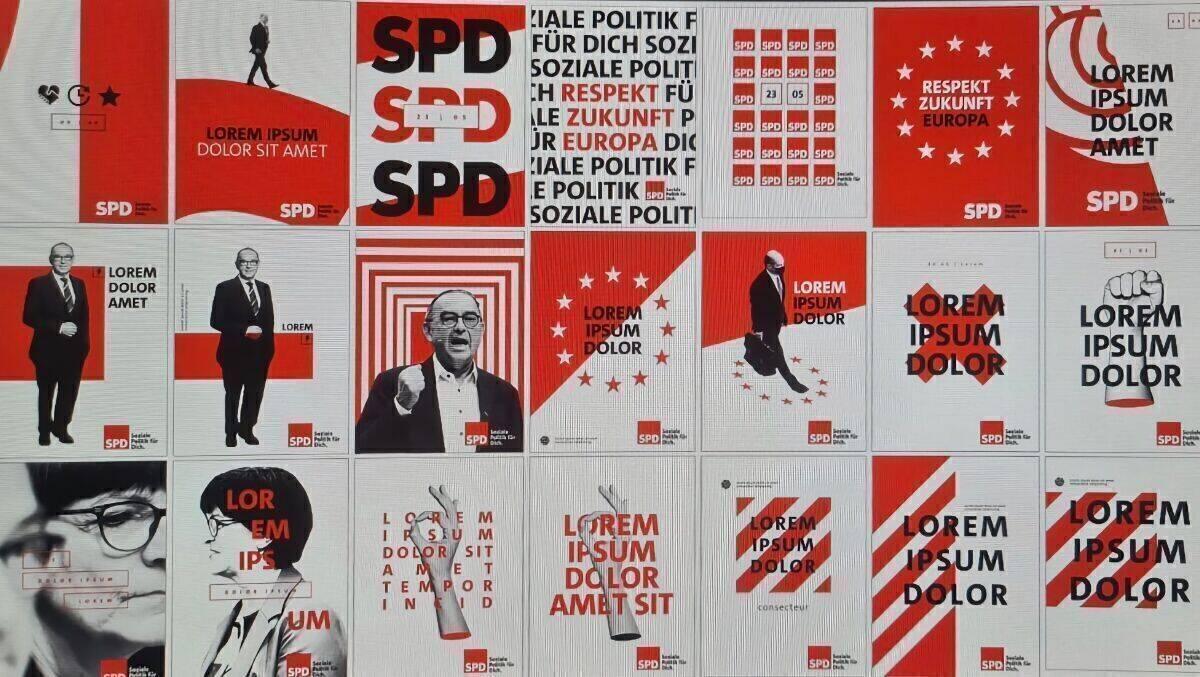 Lorem Ipsum und politische Werbung - ZaL-News