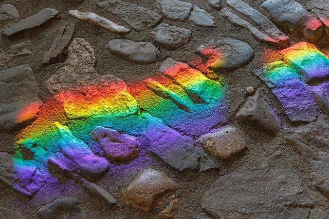 Der Regenbogen als Marketinginstrument
